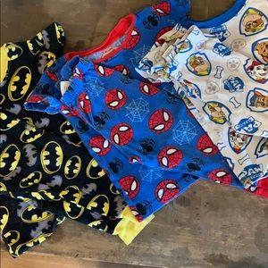 Gymboree Pajamas Bundle